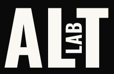 ALT Lab logo.
